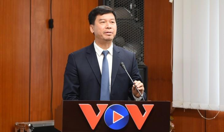 VOVが党をテーマにした放送作品コンクールを提唱 - ảnh 1