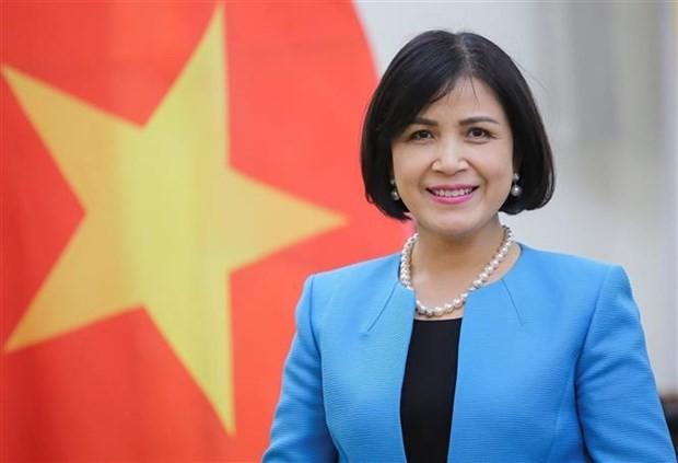 ジュネーブ常駐ベトナム代表団、国際女性デーに応える - ảnh 1