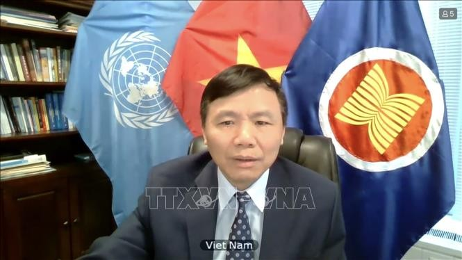ベトナムは、国の発展事業における女性の役割を重視する - ảnh 1