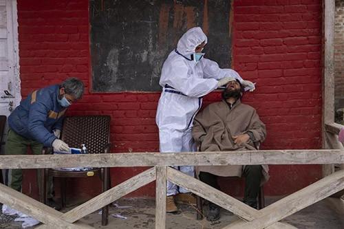 新型コロナ 世界の感染者1億1740万人 死者260万人 - ảnh 1