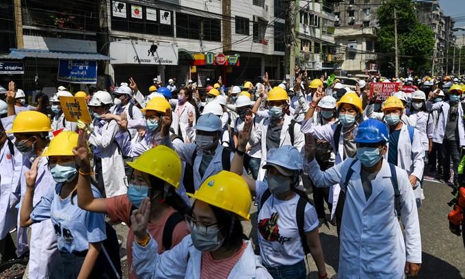 国際社会、ミャンマー情勢の安定化のために取り組む - ảnh 1