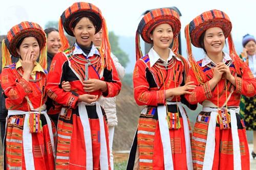 北部山岳地帯に住む少数民族の民謡 - ảnh 1