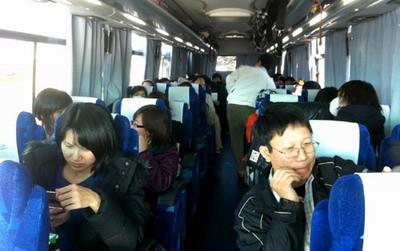 VOVの記者が体験した東日本大震災 - ảnh 1