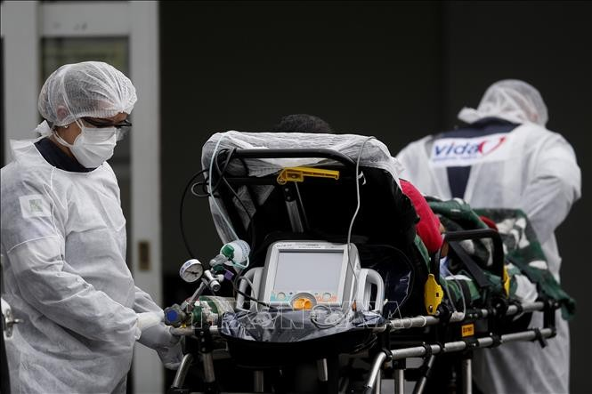 新型コロナ 世界の感染者 1億2304万人 死者271万人 - ảnh 1