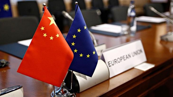 仏外相、中国大使に抗議 学者侮辱と対EU制裁で - ảnh 1