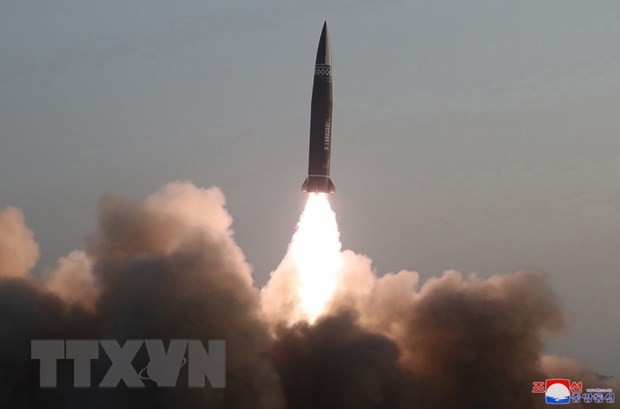 朝鮮「新型戦術誘導弾」発射と発表 国連安保理が対応協議へ - ảnh 1