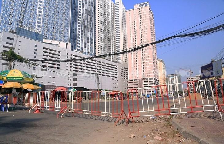 カンボジア、首都などロックダウン 感染者急増で - ảnh 1