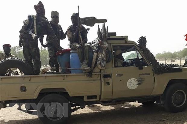 米大使館員、一部に退避勧告 武装勢力、首都に接近―チャド - ảnh 1