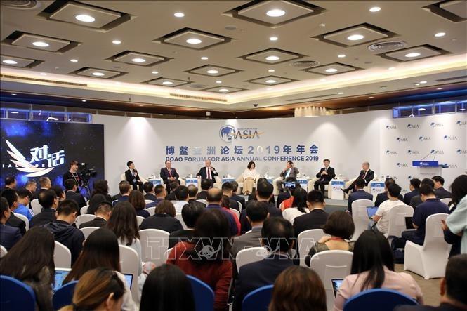 中国海南島でボアオフォーラム開幕 2年ぶりの開催 - ảnh 1