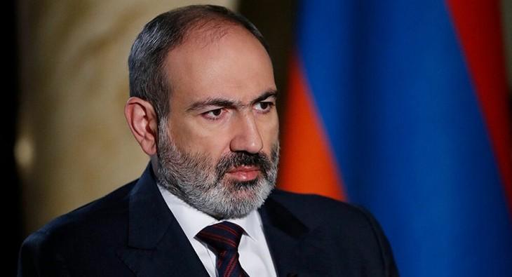 アルメニア首相 辞任表明 議会選挙行い再任目指す意向 - ảnh 1
