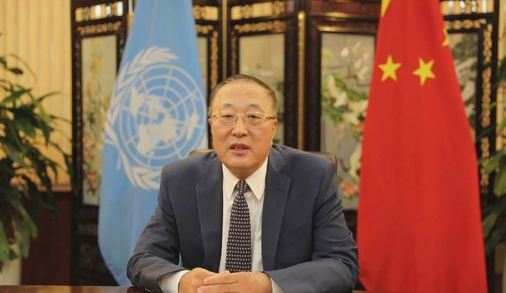 国連安保理 ミャンマーの暴力 即時停止求める - ảnh 1