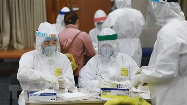 新型コロナ: 5月17日正午 、30人の新規感染者を確認 - ảnh 1