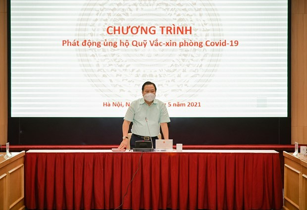 新型コロナへ義援金、約2兆3千億ベトナムドンに上る - ảnh 1