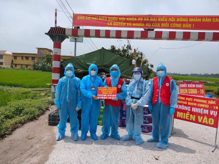 新型コロナウイルス感染地域への慈善活動 - ảnh 2