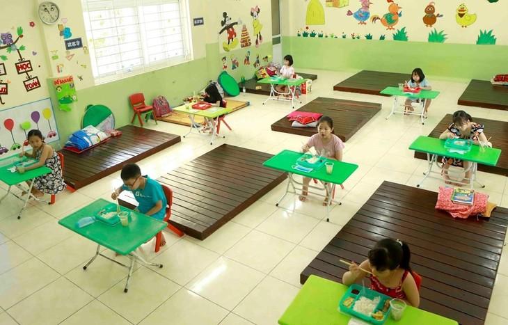 ベトナム子ども補助基金 新型コロナ禍にある子どもへの支援を呼びかける - ảnh 1