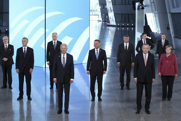 "NATO ""中国 国際秩序への挑戦""アジア太平洋各国と連携強化へ - ảnh 1"