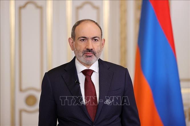 アルメニア議会選、与党勝利確実 元大統領陣営引き離す - ảnh 1
