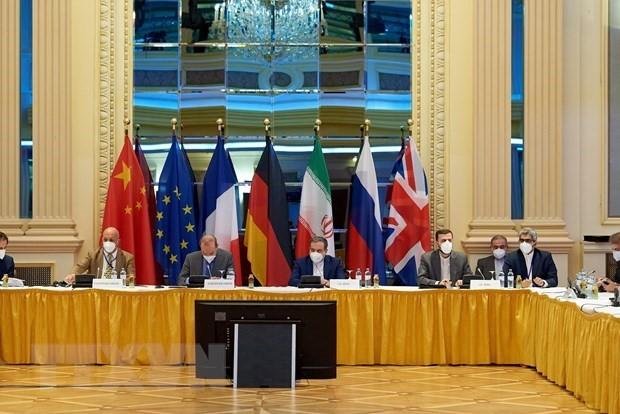 米イラン 核合意立て直し協議 イラントップ「現政権のうちに」 - ảnh 1