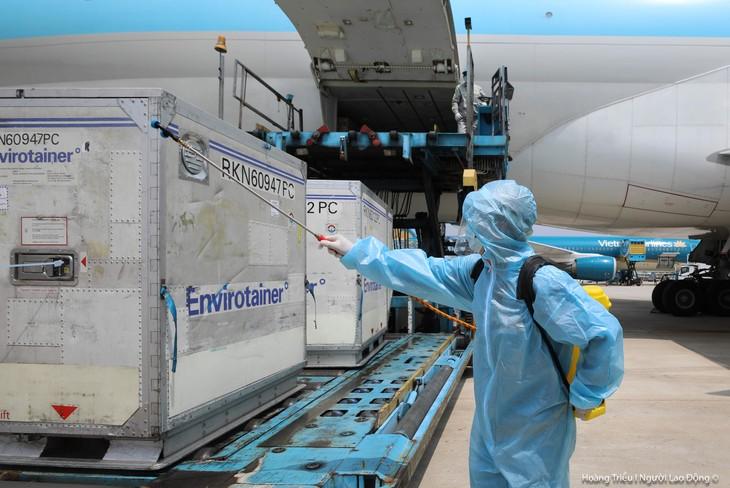 今月中に900万回分のワクチンがベトナムに到着 - ảnh 1