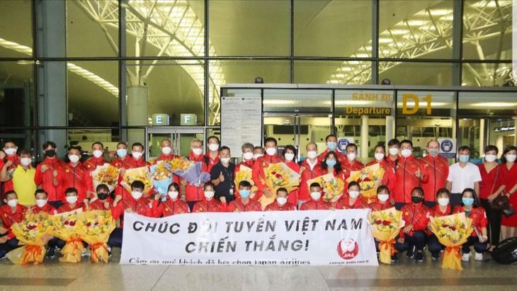 ベトナム、東京オリンピック2020に出発 - ảnh 1