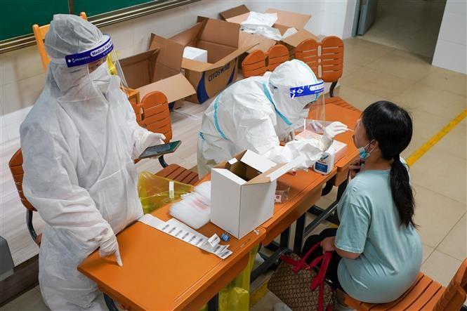 新型コロナウイルス、現在の感染者・死者数(26日午後7時時点)  - ảnh 1