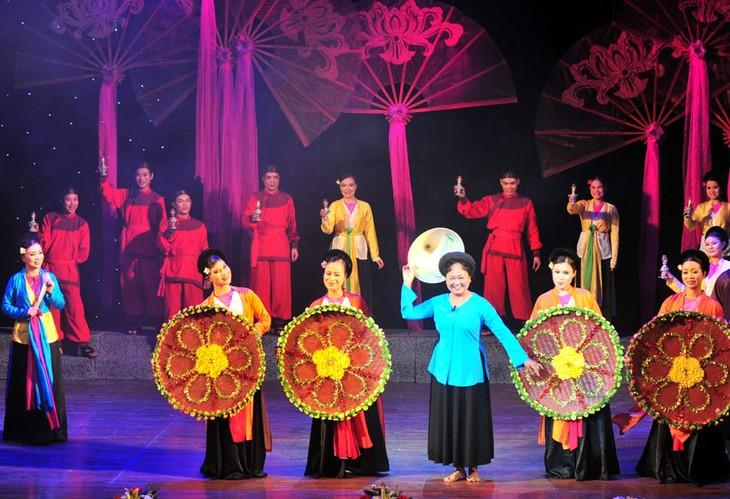ベトナムの伝統的音楽ハットチェオ - ảnh 1