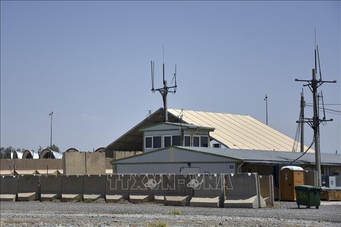 アフガン南部の空港にロケット弾  - ảnh 1