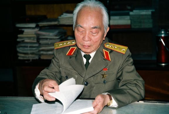 ベトナム軍事史上の優れた軍事才能ザップ将軍 - ảnh 1