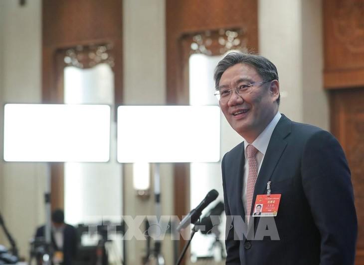 中国、CPTPP加盟を正式申請 - ảnh 1