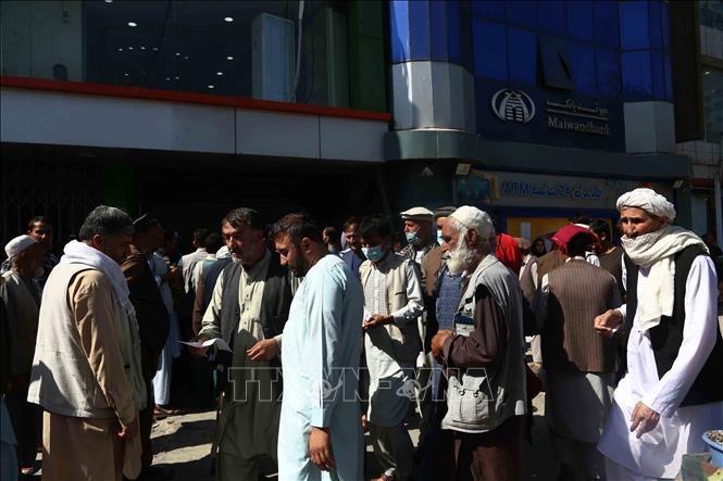 タリバン、女性の就労認めず 国内で不安高まる - ảnh 1