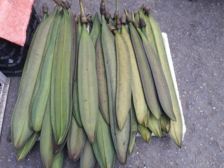 「ヌクナク」の木の実から作るタイ族の料理 - ảnh 1