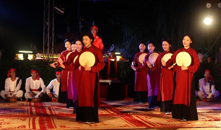 フート省の伝統的民謡ハットスアン - ảnh 1