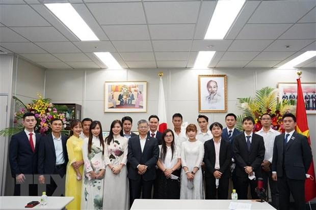 在福岡ベトナム人協会 第2回大会を開催 - ảnh 1