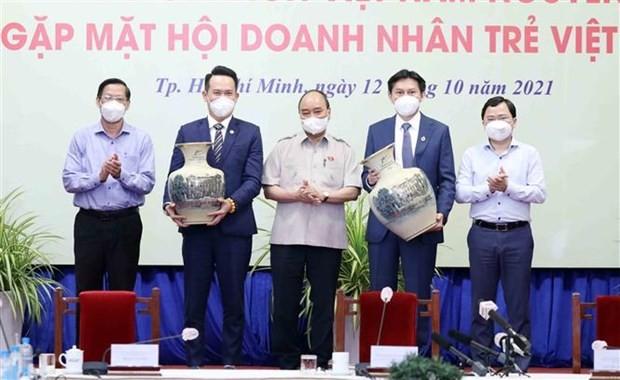 社会への責任を果たすベトナムの実業家 - ảnh 1