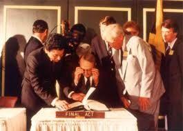 Pemecahan semua sengketa di Laut Timur harus berdasarkan pada Hukum Laut 1982  - ảnh 1