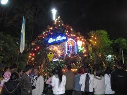 Desa Katolik dengan meriah menyambut perayaan Hari Natal  2011 - ảnh 2