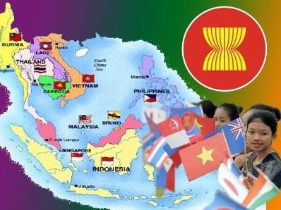 Kedutaan Besar Vietnam di Italia mengadakan upacara menggerek bendera ASEAN - ảnh 1