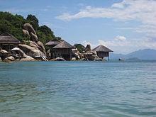 Pariwisata daerah Vietnam Tengah   berkembang di tengah-tengah kesulitan - ảnh 1