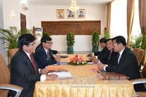 Kamboja: CNRP sepakat ikut serta pada perundingan dengan CPP. - ảnh 1
