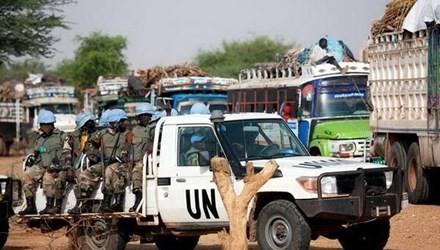 Sudan mengusir dua pejabat  tinggi PBB. - ảnh 1