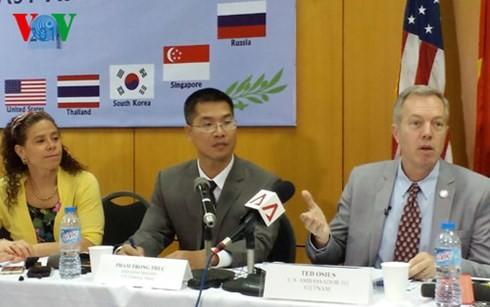 AS memberikan apresiasi  terhadap kunjungan Sekjen KS PKV, Nguyen Phu Trong - ảnh 1