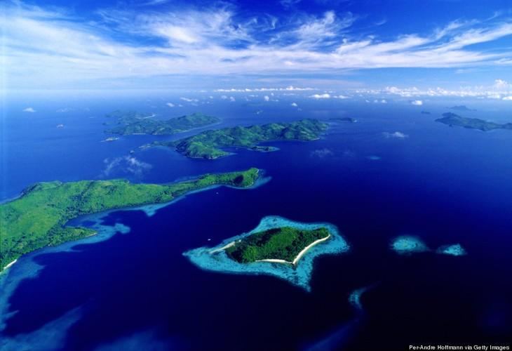 Pulau Palawan-tempat wisata yang interesan di Filipina - ảnh 1