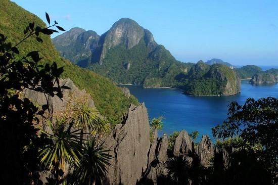 Pulau Palawan-tempat wisata yang interesan di Filipina - ảnh 3