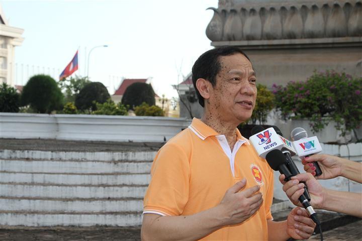 Laos siap berperanan sebagai Ketua ASEAN-2016 - ảnh 1
