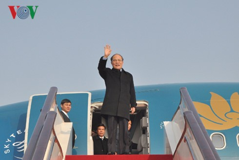Memperkuat  kerjasama  antara Parlemen dua negara Vietnam dan Tiongkok - ảnh 1