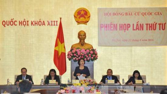 Dewan Pemilu Nasional  mengadakan sidang ke-4 - ảnh 1