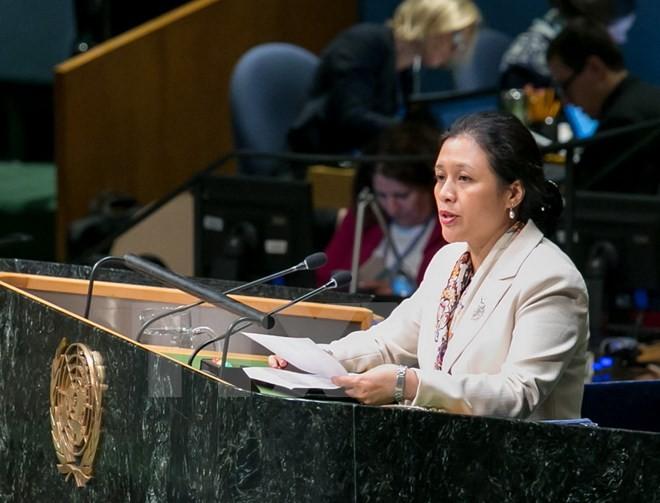 Vietnam memprioritaskan melindungi dan mendorong hak dari para penyandang  disabilitas - ảnh 1