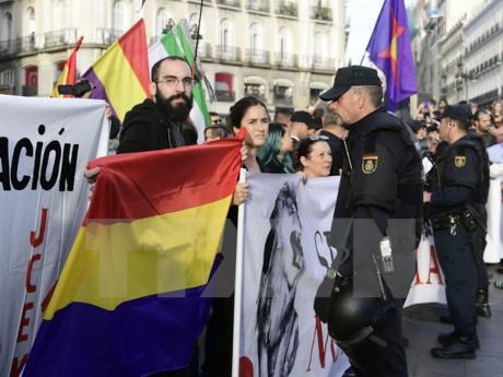 PM Spanyol: Pemberian suara  tentang masalah kemerdekaan  Katalonia adalah tidak sah - ảnh 1