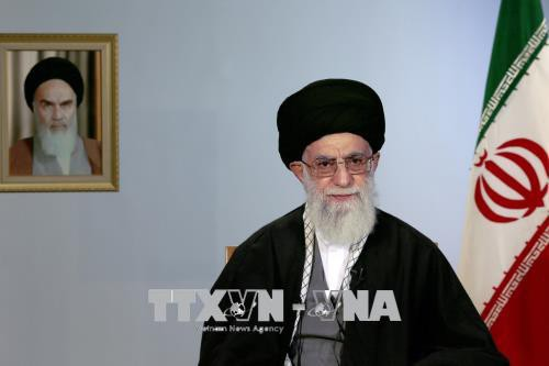 Pemimpin Tertinggi Iran, Ayatollah Ali Khamenei  menentang  perundingan dengan AS - ảnh 1