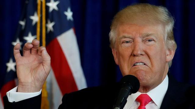 Presiden AS, Donald Trump  memberikan peringatan kepada Iran - ảnh 1